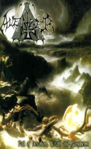 AVENGER : Fall of Devotion, Wrath and Blasphemy