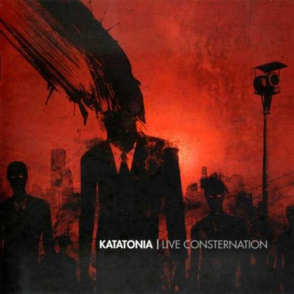 KATATONIA : Live Consternation