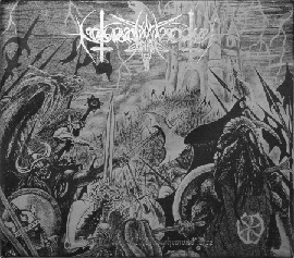 NOKTURNAL MORTUM : To the Gates of Blasphemous Fire