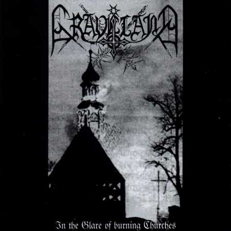 GRAVELAND : In the Glare of Burning Churches