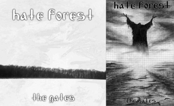 HATE FOREST : The Gates