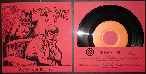FLAP JACK : We're Not Posers-1992 Demo
