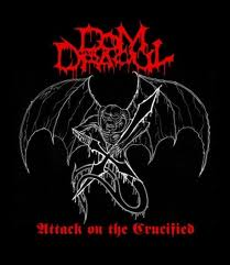 DOM DRACUL : Attack on the Crucified