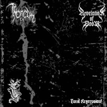 THRONEUM / REVELATION OF DOOM : Total Regression!