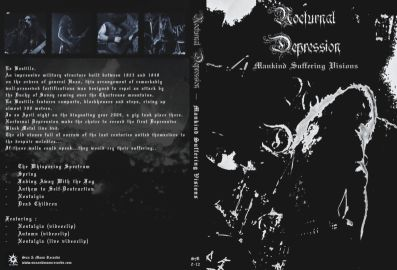 NOCTURNAL DEPRESSION : Mankind Suffering Visions