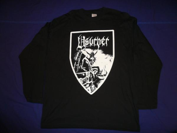 USURPER : Threshold of the Usurper LS XXL-Size