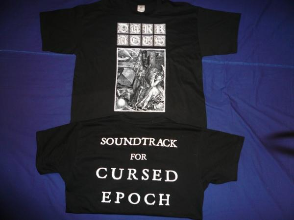 DARK AGES : Soundtrack for Cursed Epoch TS XXL-Size