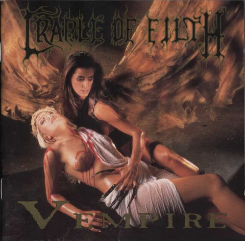 CRADLE OF FILTH : Vempire or Dark Faerytales in Phallustein