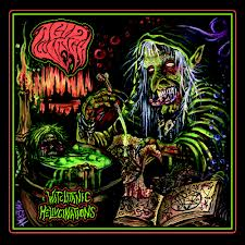 ACID WITCH : Witchtanic Hellucinations