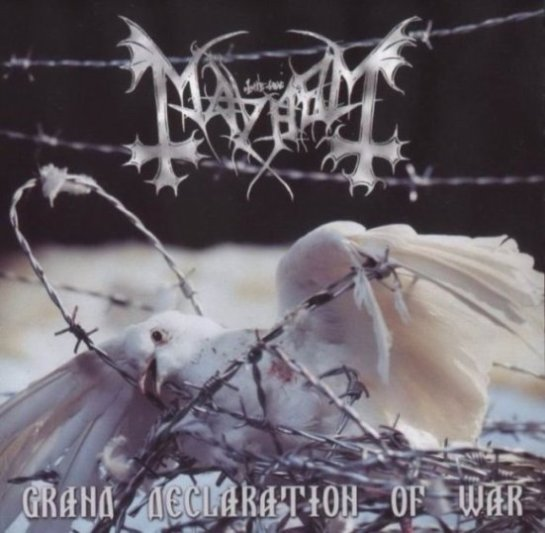 MAYHEM : Grand Declaration of War