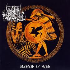 UNHOLY ARCHANGEL : Obsessed by War