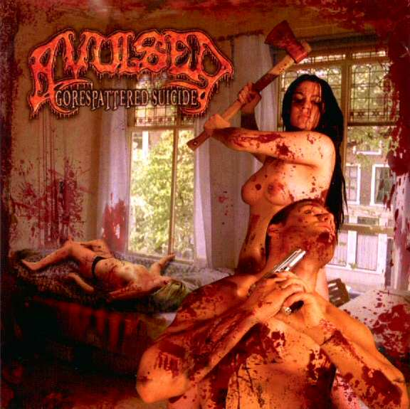 AVULSED : Gorespattered Suicide