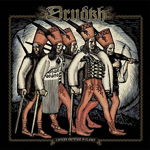 DRUDKH : Eastern Frontier in Flames