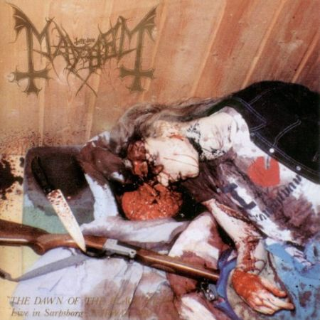 MAYHEM : The Dawn of the Black Hearts - Live in Sarpsborg, Norway 28/2, 1990