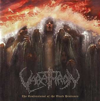 VARATHRON : The Confessional of the Black Penitents