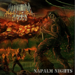 NOCTURNAL BREED : Napalm Nights