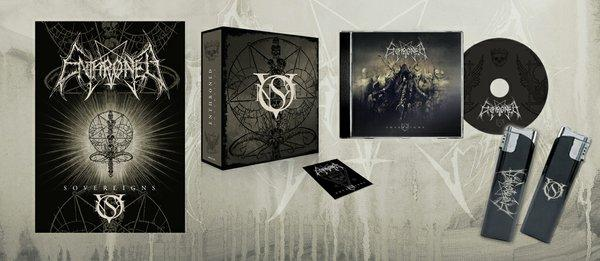 ENTHRONED : Sovereigns