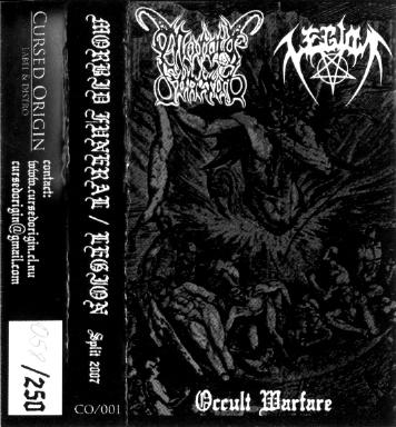 LEGION / MORBID FUNERAL : Occult Warfare
