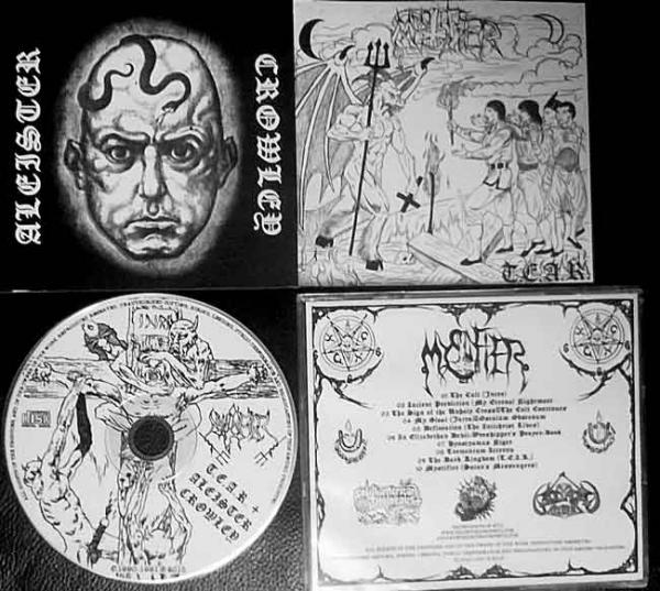 MYSTIFIER : T.E.A.R. (The Evil Ascension Returns) + ALEISTER CROWLEY