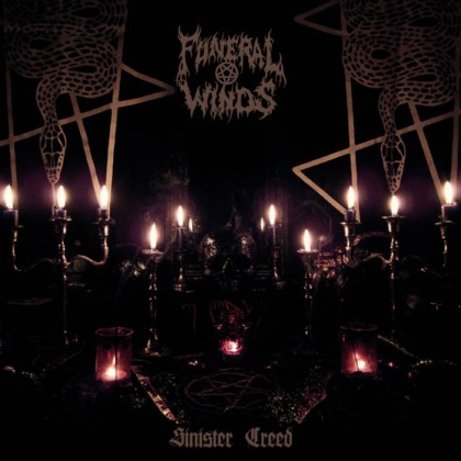 FUNERAL WINDS : Sinister Creed