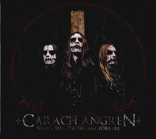 CARACH ANGREN : Where the Corpses Sink Forever