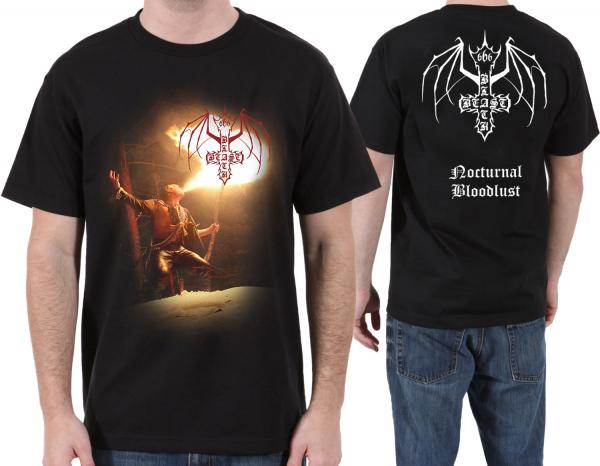 BLACK BEAST : Nocturnal Bloodlust TS XL-size