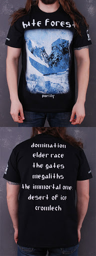 HATE FOREST : Purity TS S-Size