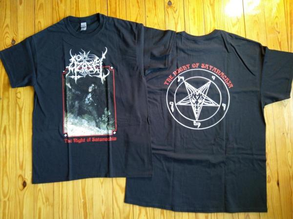 AZAZEL : The Night of Satanachia TS XL-Size
