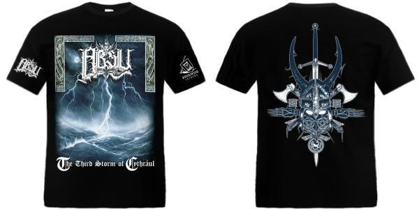 ABSU : The Third Storm of the Cythraul TS XL-Size