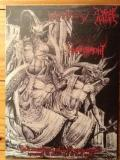 BLACK ALTAR / VARATHRON / THORNSPAWN: Emissaries of the Darkened Call - Three Nails in the Coffin of Humanity