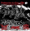 MORBID FUNERAL / NECROLISIS / PAGANUS DOCTRINI: Deathblast from the Center of Hell